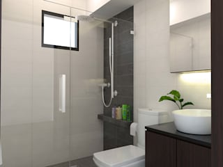 Swish Design Works Classic style bathroom