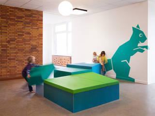 Kita Sinneswandel - Berlin Moderne Schulen von baukind Architekten Modern