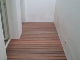 Balcon, Veranda & Terrasse modernes par Grupo Corpe® Moderne