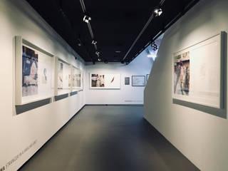 Zaal 4 - Afrika Museum:  Musea door FUGA Design Company