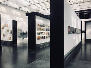 Overzicht Afrotopia:  Musea door FUGA Design Company