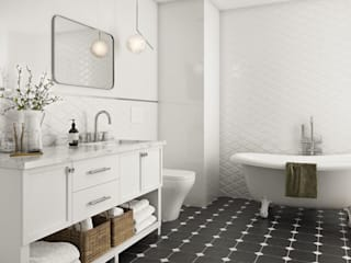 Modern style bathrooms by Ceramika Paradyz Modern