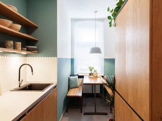 مطبخ تنفيذ Raini Peters - Interior Design & Styling