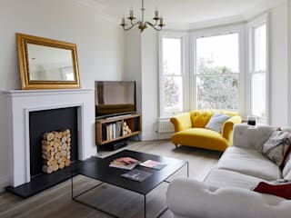Home Renovation, Forest Hill Ruang Keluarga Modern Oleh Resi Architects in London Modern