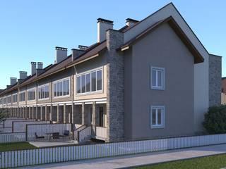 Scandinavian style houses by Альберт Галимов Scandinavian