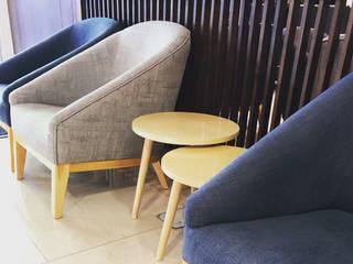 Hotel NH Mendoza de Tecca Interiorismo Moderno