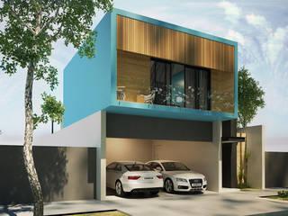 Proyecto CH: Casas de estilo  por Vea Arquitectos