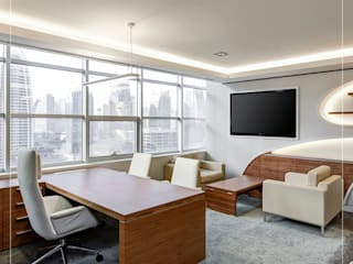 Muebles de Oficina de Corporación Siprisma S.A.C Moderno