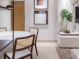 Apartamento Reserva Capital BEP Arquitetos Associados Salas de jantar modernas