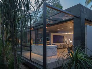 CasaCor Brasília 2018 BEP Arquitetos Associados Jardins de fachadas de casas
