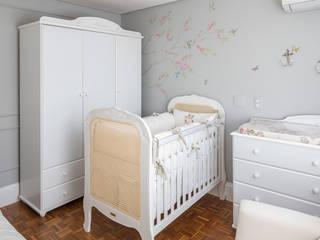 Quarto CM BEP Arquitetos Associados Quartos de bebê