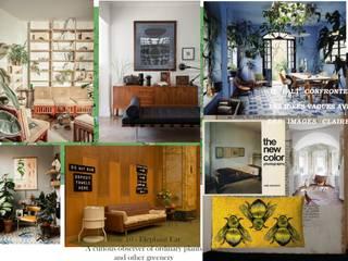 Moodboard: Livings de estilo  por Se Camper Design