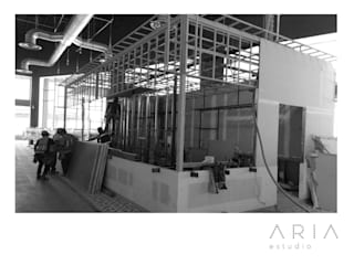 Aria Estudio Commercial Spaces