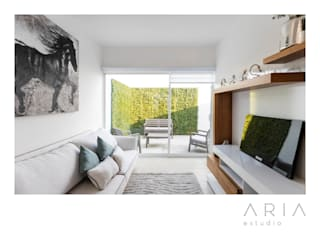 Aria Estudio Living room