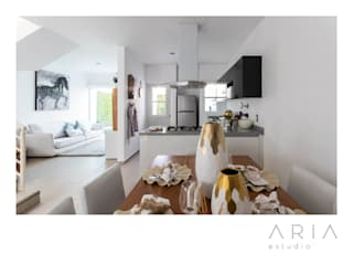 Aria Estudio ห้องทานข้าว