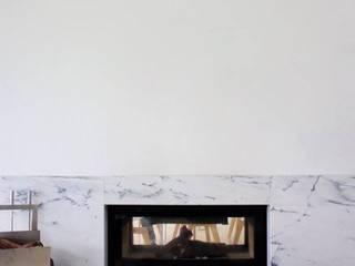 Casa Branca Salas de estar modernas por IN PACTO Moderno