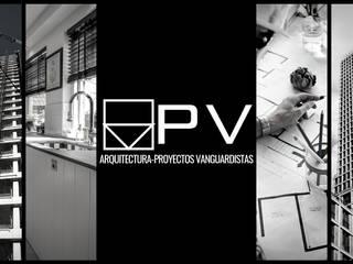 PVARQUITECTURA:  de estilo  por PV Arquitectura,