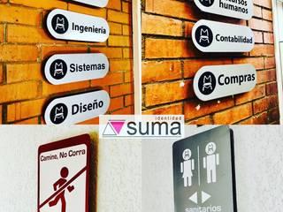 industrial  by Suma Identidad, Industrial