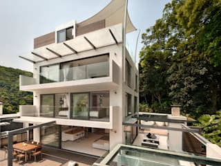 Casa Bosques Modern houses by Original Vision Modern