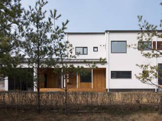 Modern houses by 소하 건축사사무소 SoHAA Modern