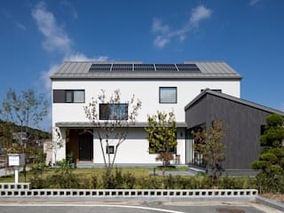 Scandinavian style houses by 소하 건축사사무소 SoHAA Scandinavian