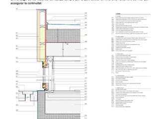 Memoria de proyecto Passivhaus:  de estilo  de Divers Arquitectura, especialistas en Passivhaus en Sabadell