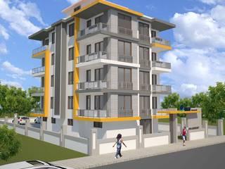 Melike Akgül Mimari Tasarım Ofisi – MYRA KONUTU I:  tarz Evler