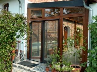 GRACJA SP. Z O.O. Classic style conservatory Wood