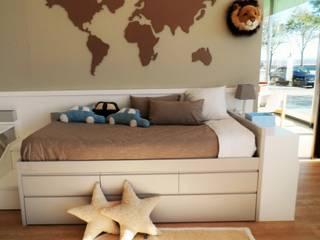 Camas infantil/juvenil:   por Kids House,Moderno