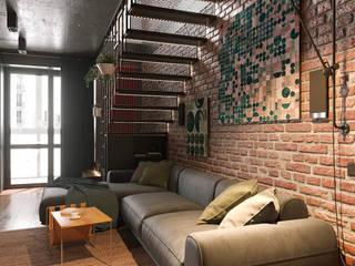 ArDeStudio Modern living room
