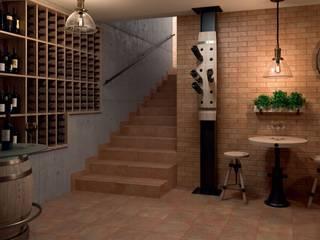 Wine cellar by Ceramika Paradyz, Modern