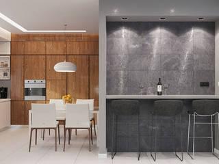 ArDeStudio Modern dining room