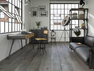 Living room by Ceramika Paradyz, Modern