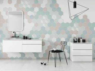 Dressing room by Ceramika Paradyz, Modern