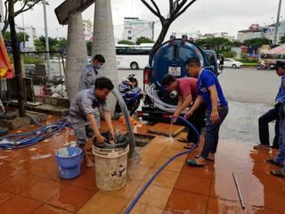 Cách khắc phục bồn cầu bị tụt nước nhanh nhất cho bạn:   by Công Ty Thông Cống Nghẹt Tiến Vũ