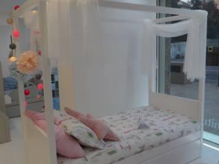 Quartos Princesas:   por Kids House,Moderno