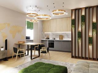 ArDeStudio Modern kitchen