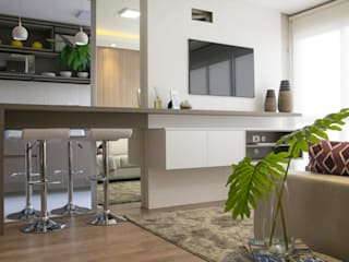 Modern living room by BWL - Design de Interiores Modern