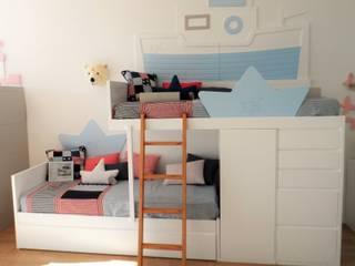 Beliches :   por Kids House,Moderno