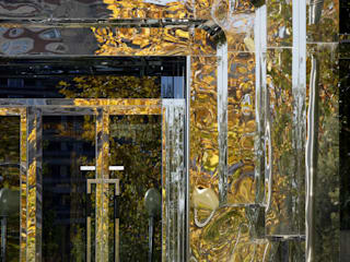 Modern style doors by Estudio de Arquitectura Juan Ligués Modern