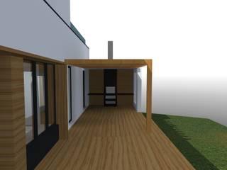 Moradia Loures Casas modernas por Espaços de Mim Moderno