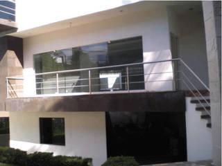 Inova Diseño y Decoracion Balcony Aluminium/Zinc Grey