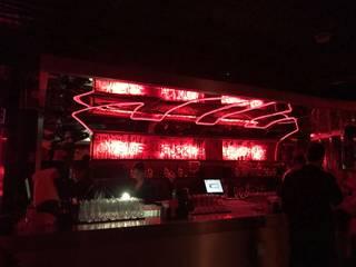 Bar & Klub Gaya Industrial Oleh IINGENIO CONSTRUCTORES Industrial
