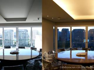 Casa M Comedores minimalistas de Visionary Architecture SA de CV Minimalista