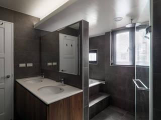 舍子美學設計有限公司의  욕실