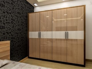 RESIDENTIAL 3 BHK AT HYDERABAD: classic  by MAKERS & RE MAKERS,Classic