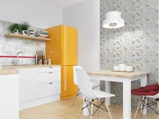 Ceramika Paradyz 現代廚房設計點子、靈感&圖片