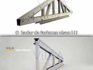 40 m2 tek katlı prefabrik ev - 39.350 TL VİLLA DİZAYN PREFABRİK Modern