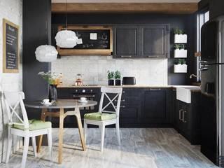 Kitchen by Ceramika Paradyz, Modern