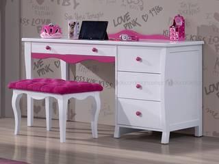 Decordesign Interiores Nursery/kid's roomDesks & chairs Chipboard White